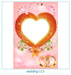 wedding Photo frame 113