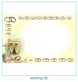 wedding Photo frame 26
