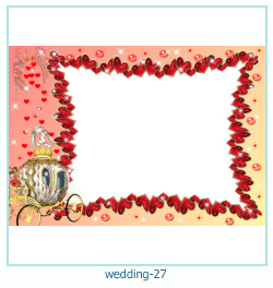 wedding Photo frame 27