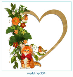 wedding Photo frame 304
