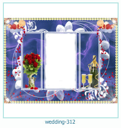 mariage Cadre photo 312