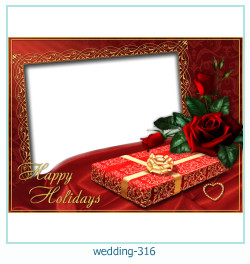 wedding Photo frame 316
