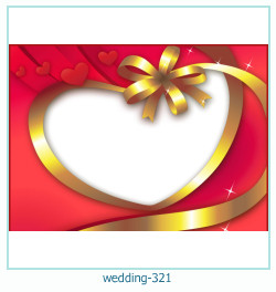 wedding Photo frame 321