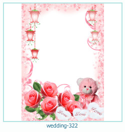 wedding Photo frame 322