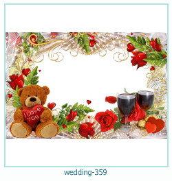 wedding Photo frame 359