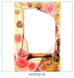 wedding Photo frame 36