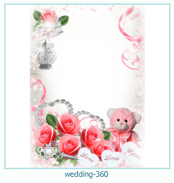 mariage Cadre photo 360
