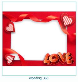 mariage Cadre photo 363