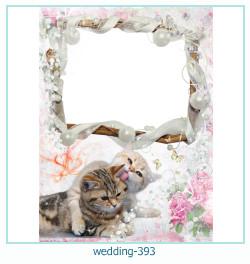 Marco de la foto de la boda 393