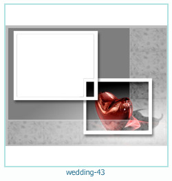 wedding Photo frame 43