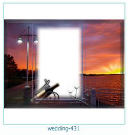 esküvői képkeret 431