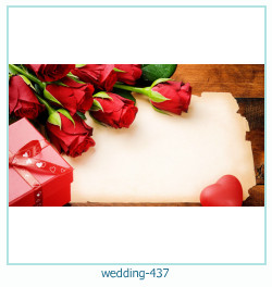 wedding Photo frame 437