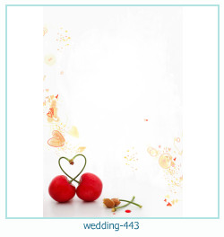 wedding Photo frame 443