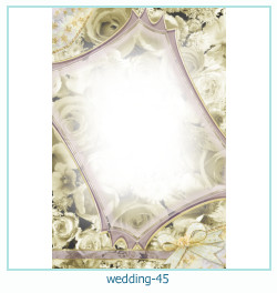 wedding Photo frame 45