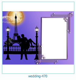 mariage Cadre photo 470