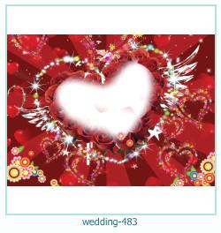 esküvői képkeret 483