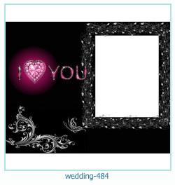 esküvői képkeret 484