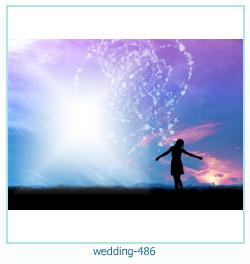 esküvői képkeret 486