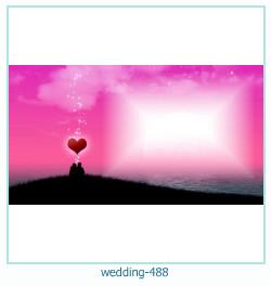 esküvői képkeret 488