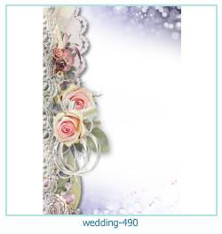 esküvői képkeret 490