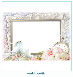 wedding photo frame 492