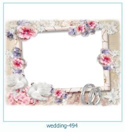 esküvői képkeret 494