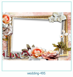 mariage Cadre photo 495