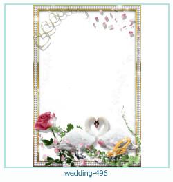 esküvői képkeret 496