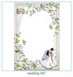 wedding Photo frame 497