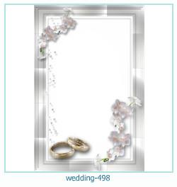 esküvői képkeret 498