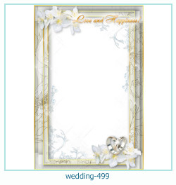nozze Photo frame 499