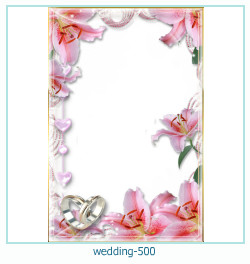wedding photo frame 500