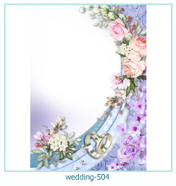 wedding Photo frame 504