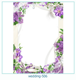 wedding Photo frame 506