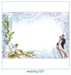 wedding Photo frame 507