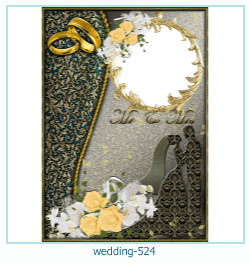 wedding Photo frame 524