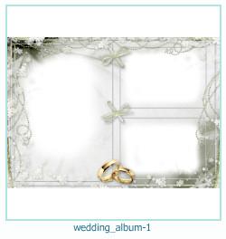 शादी की एलबम फोटो किताबें 1