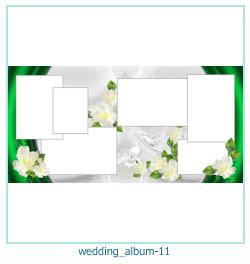 शादी की एलबम फोटो किताबें 11
