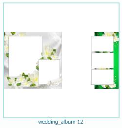 शादी की एलबम फोटो किताबें 12