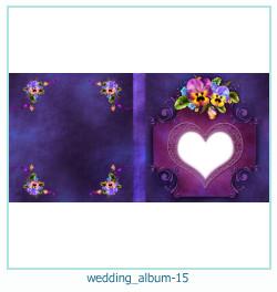 शादी की एलबम फोटो किताबें 15