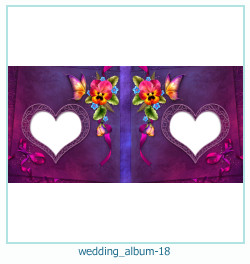 शादी की एलबम फोटो किताबें 18