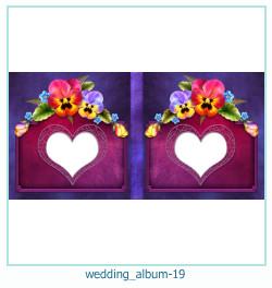 शादी की एलबम फोटो किताबें 19