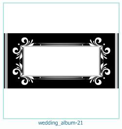 शादी की एलबम फोटो किताबें 21