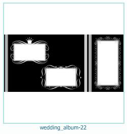 शादी की एलबम फोटो किताबें 22