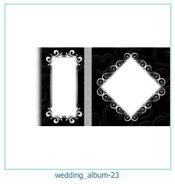 शादी की एलबम फोटो किताबें 23