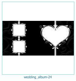 शादी की एलबम फोटो किताबें 24