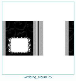 शादी की एलबम फोटो किताबें 25