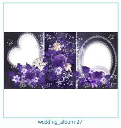 शादी की एलबम फोटो किताबें 27