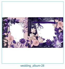 शादी की एलबम फोटो किताबें 28
