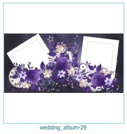 शादी की एलबम फोटो किताबें 29